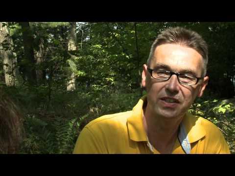 Otto Schamer im Gespräch mit Helga Breuninger